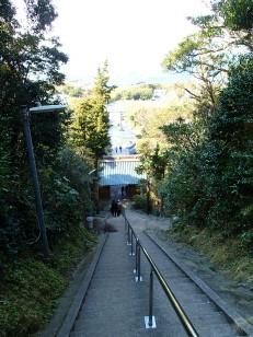 洲崎神社階段